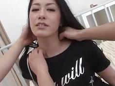 Amazing porn scenes by nasty Kyoka