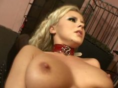 Prison girl Bree Olson gets her anus fucked