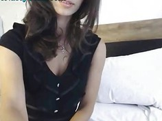 Dirty Talking Webcam Girl Hot Body