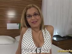 brazilian Milfs first monstercock anal sex