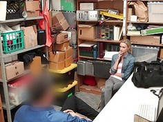 Blondie Emma Hix Gets Caught And Fucked By The Arresting Cop