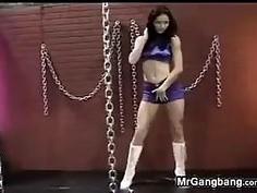 Skinny Girl Gang Bang Classic
