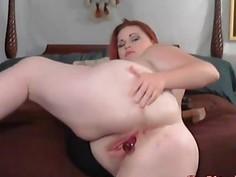 Hot ginger latin BBW MzThick Lovely