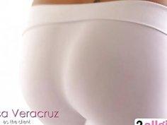 Vanessa Veracruz hot lesbian redhead licks Penny Pax pretty juicy pussy like no tomorrow