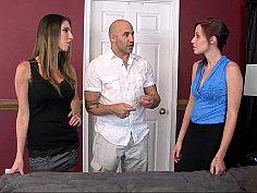 Hypnotized redhead gets fucked