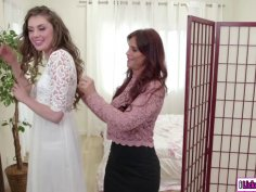 Elena Koshka rims her stepmoms sweet ass