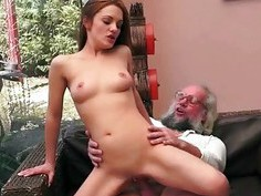 Lucky Grandpas and Hot Young Girls